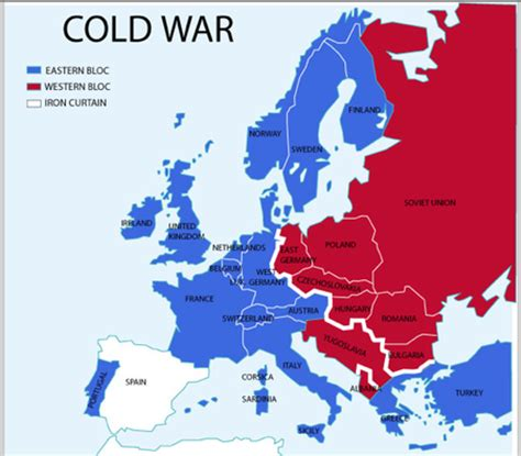 History of the cold war essay